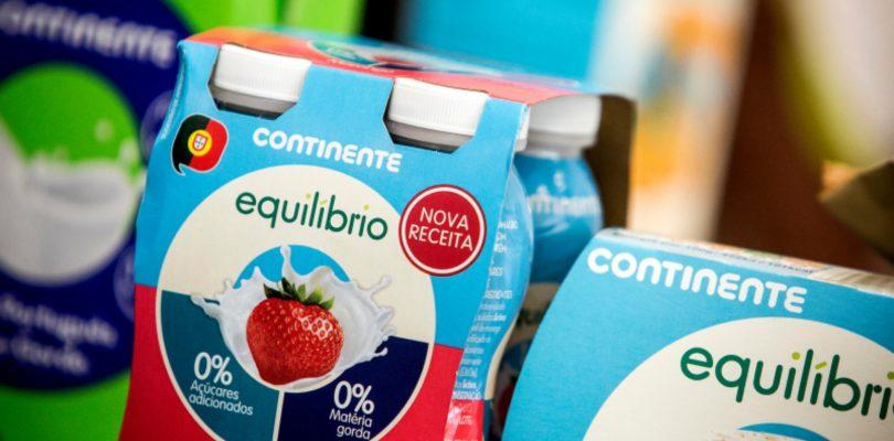 Continente reduz sal e açúcar em 60 produtos de marca própria