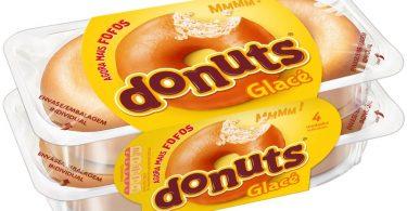 Donuts tem uma nova receita