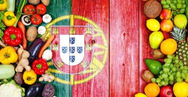 Exportações de frutas e legumes