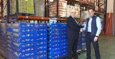 Grupo Bimbo doa mais de 1,5 milhões de fatias de pão a bancos alimentares