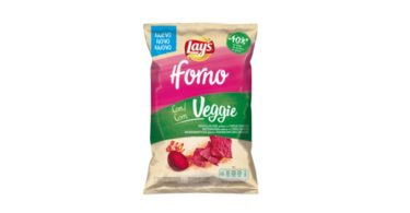 Lay's Forno lança gama Veggies