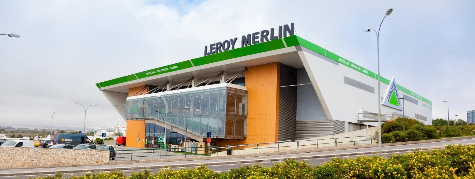 Leroy merlin abre 19 loja em oeiras for Marlen leroy
