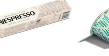 Nespresso relança edições limitadas de café italiano