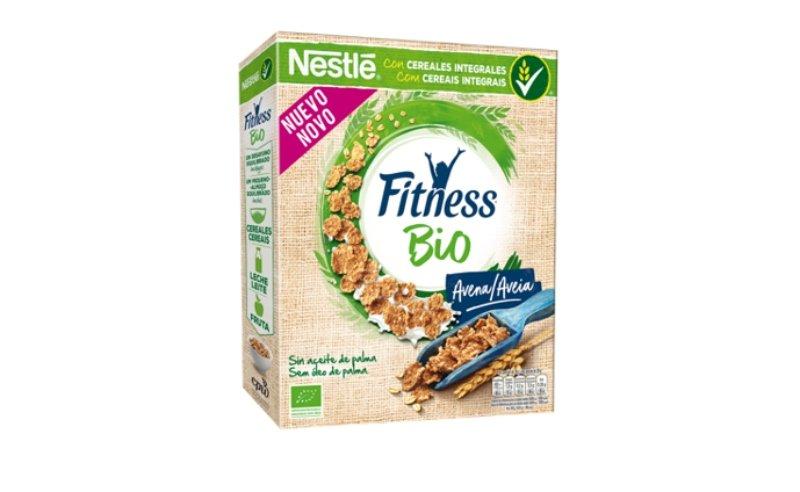 Nestlé lança cereais Fitness Bio de Aveia