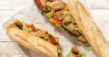 Pans & Company lança sandes e saladas com carne vegetal