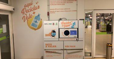 Novo Verde lança projeto piloto de recolha de embalagens de plástico