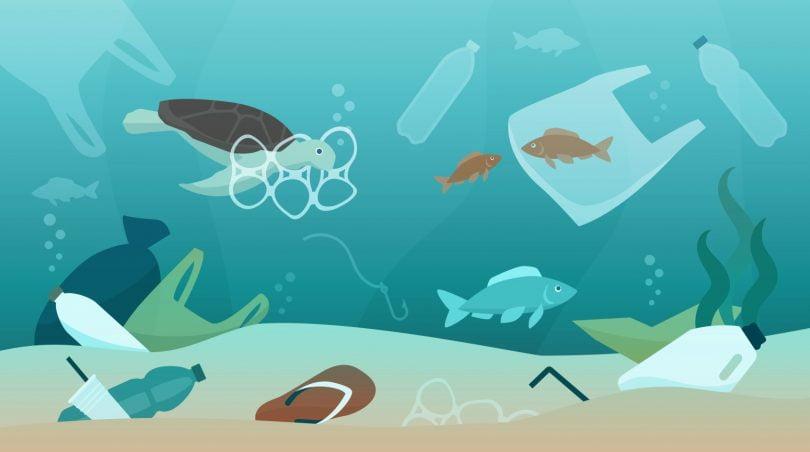 Quem são os 10 principais poluidores de plástico do mundo?