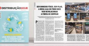 A reciclagem como tema principal da edição de outubro da DH