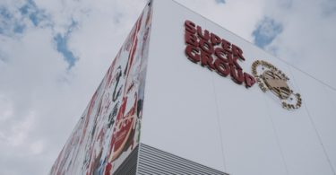 Super Bock Group - fachada