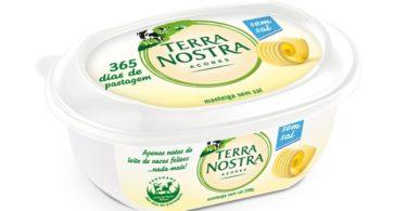 Terra Nostra lança Manteiga Sem Sal 365 dias de pastagem