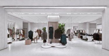NorteShopping renova espaço das lojas Inditex