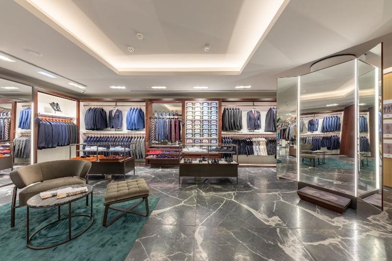 Boggi Milano abre a primeira loja no mercado português
