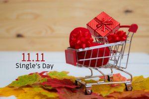 A batalha entre Thanksgiving e o Singles Day