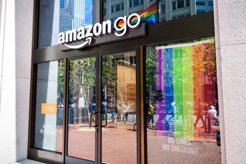 Amazon aposta em lojas físicas