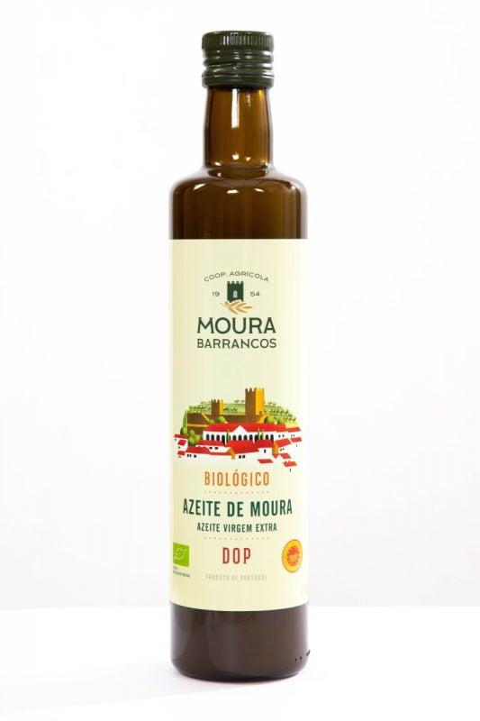Azeite de Moura DOP Biológico lança a primeira garrafa 100% reciclada e reciclável do mundo