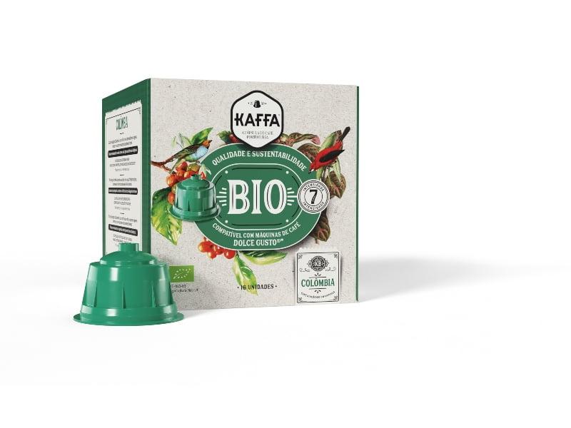 Kaffa reforça gama de cafés biológicos