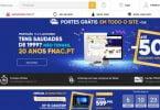 FNAC online com 50 milhões de visitas/ano