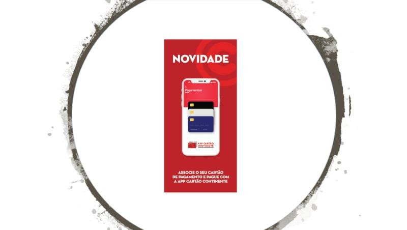 No Continente já se pode pagar com App