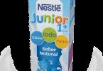 Nestlé Junior com nova receita sem açúcares adicionados