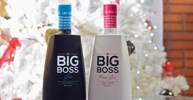 Neto Costa apresenta o gin Big Boss