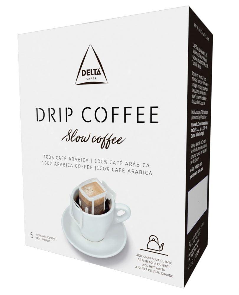 Delta Drip Coffee