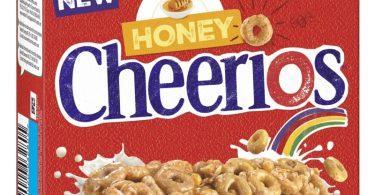 Nestlé lança Cherios em barra de cereais