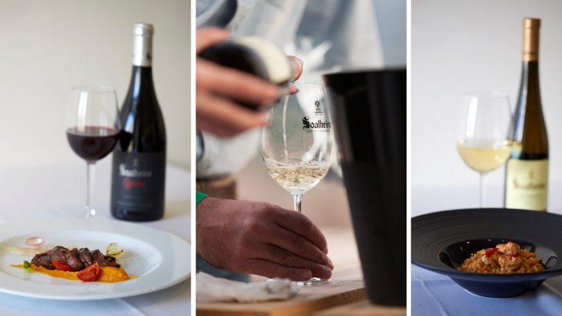 Quinta de Soalheiro lança novos vinhos