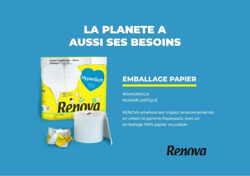 Renova reforça presença no mercado francês