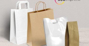 360imprimir lança nova gama de sacos e saquetas de papel