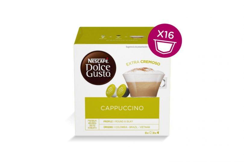 cappuccino capsulas