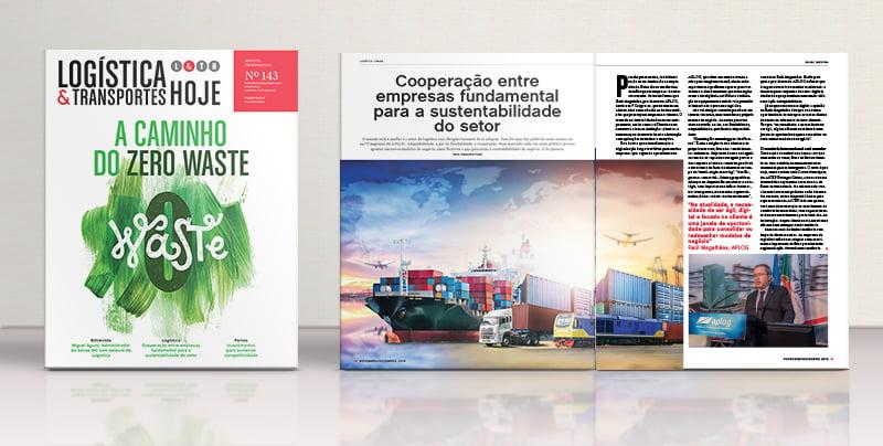 """A caminho do """"Zero Waste"""" na Logística&Transportes Hoje"""