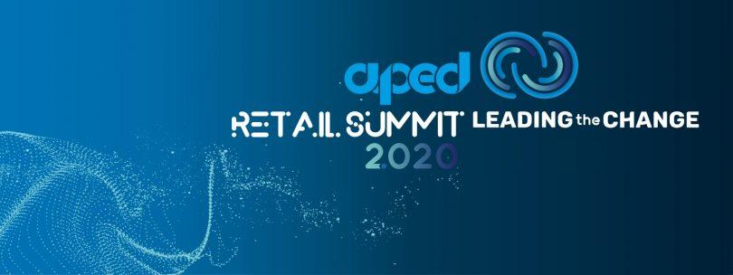 """APED debate """"mudança para liderar"""" no retail summit"""