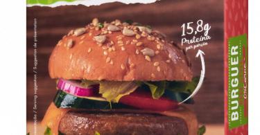 Hambúrgueres com 0% de carne são novidade na MdD Pingo Doce