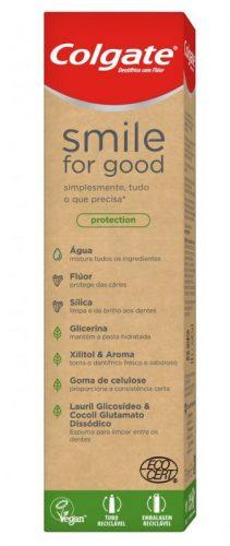 COLGATE SMILE FOR GOOD PROTEÇÃO € e
