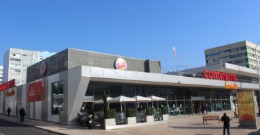 Burger King inaugura restaurante na Quinta do Marquês