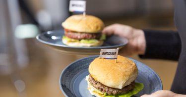 Impossible Foods mostra carne de porco vegan na CES