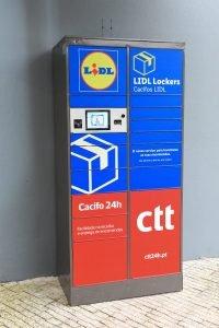 Lidl disponibiliza serviço de Cacifos 24h dos CTT