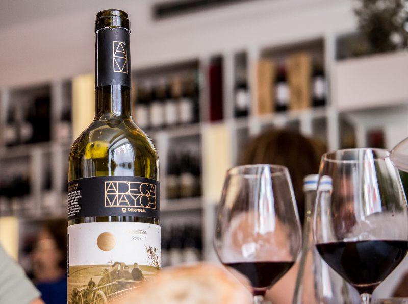 Vinhos Adega Mayor marcam presença na prova Essência do Vinho 2020