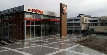 Burger King inaugura restaurante em Amarante