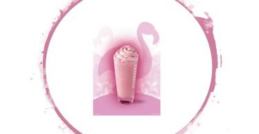 Starbucks apresenta nova bebida de chocolate rosa Ruby Flamingo Frappuccino