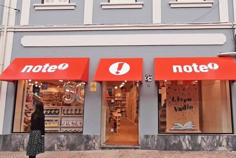 note! reabriu em Coimbra com loja inovadora
