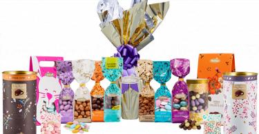 Ferbar lança linha de amêndoas de chocolate sem açúcar e linha memories