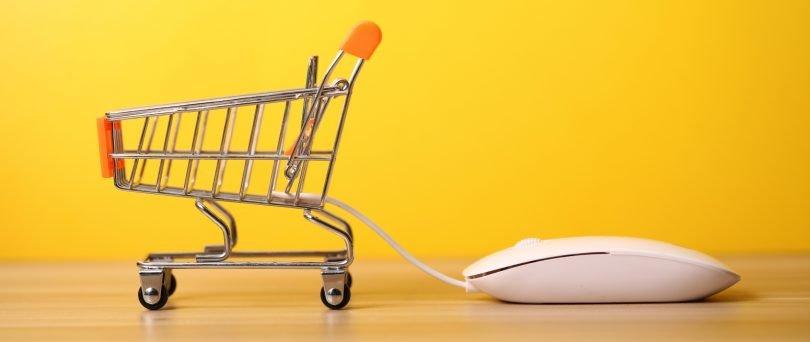 'E-commerce' na Europa Ocidental