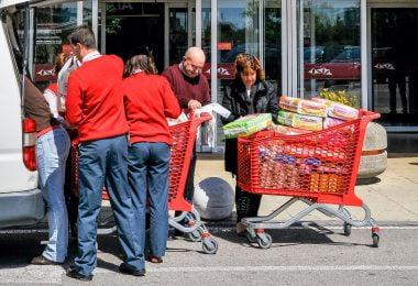 Missão Continente doa bens e equipamentos de proteção