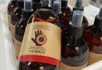 Marca portuguesa de perfumes dedica toda a sua produção ao fabrico de gel desinfetante