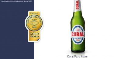 Monde Selection - Coral Puro Malte