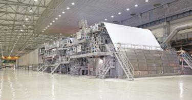 Navigator reduz temporariamente a produção de papel