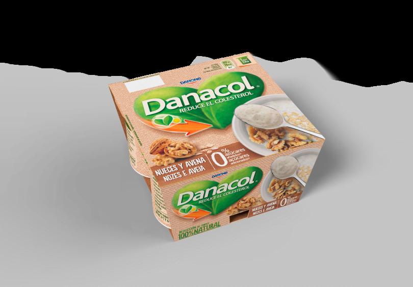 Danacol lança novo formato para comer à colher