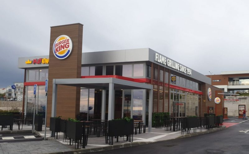 Burger King Ericeira