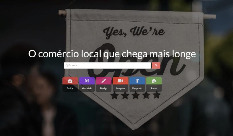 NYB dinamiza portal dedicado ao comércio local e profissionais independentes